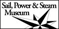 Sail, Power & Steam Museum logo